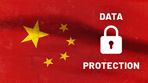 chinese data law